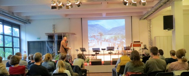 Vortrag Dr. Klaus John 19.10.19